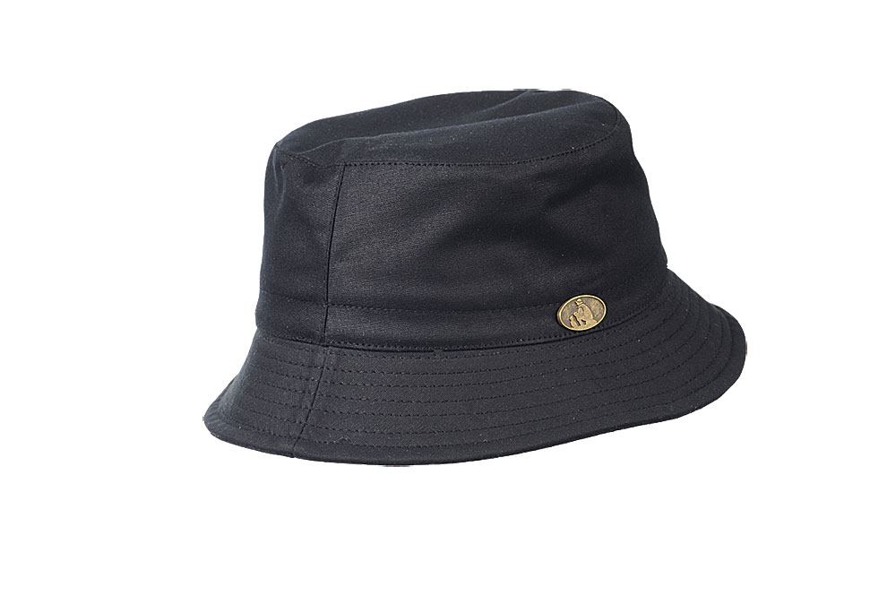Hatland Cappello Storm Waxed Cotton impermeabi