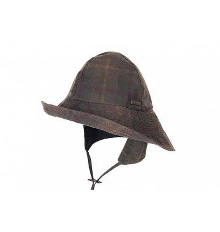 Chapeau Hatland Waxed Cotton Souwester imperm�