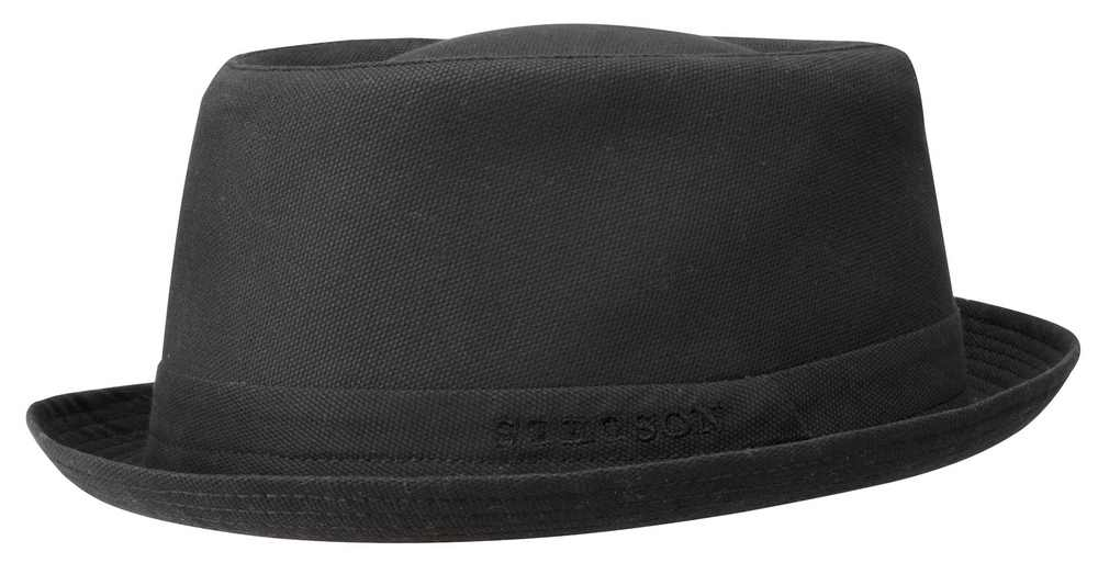 Athens Stetson hat Pork Pie Cotton