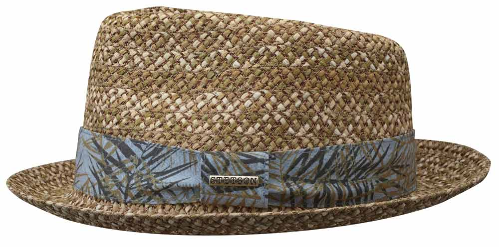 Stetson Seymore Hemp hat