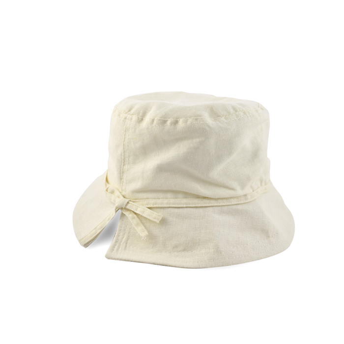 Melegari Cloche woman hat summer Kayla Cream c
