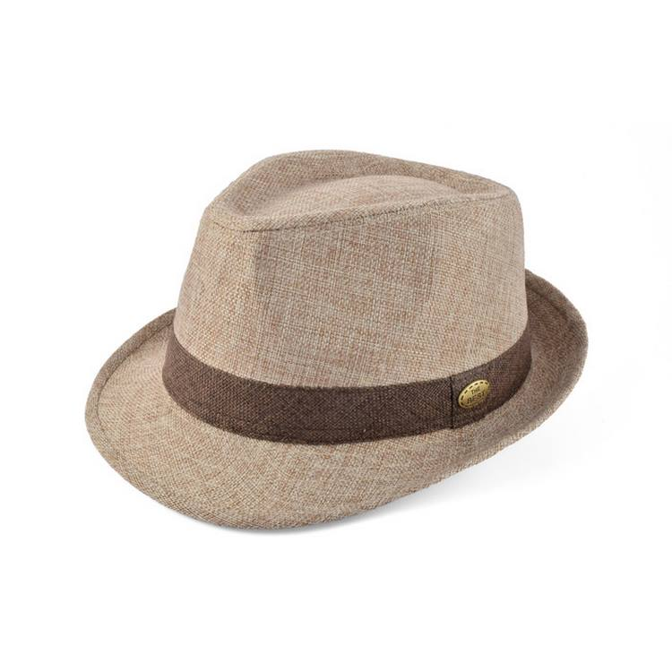 Trilby hat polyester 5