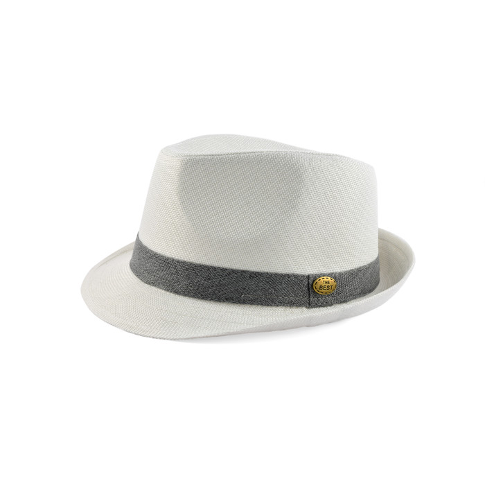 Trilby hat polyester 3