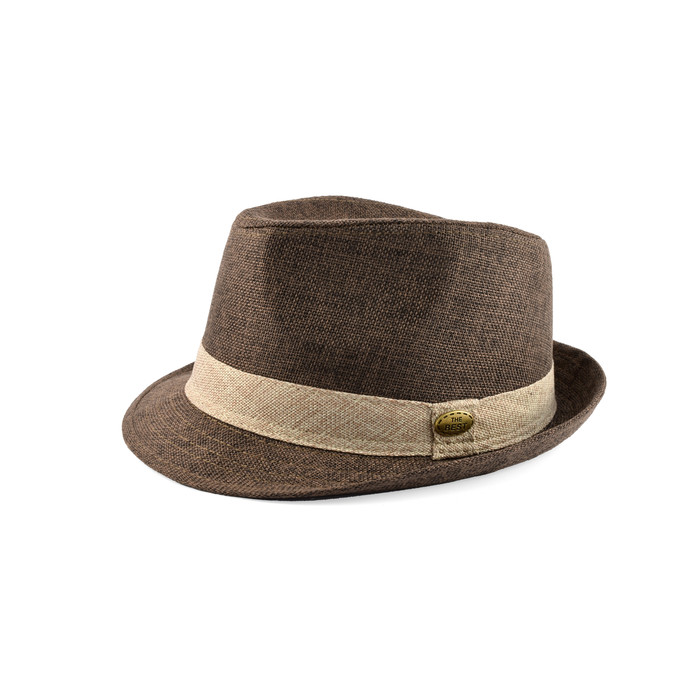 Trilby hat polyester 2