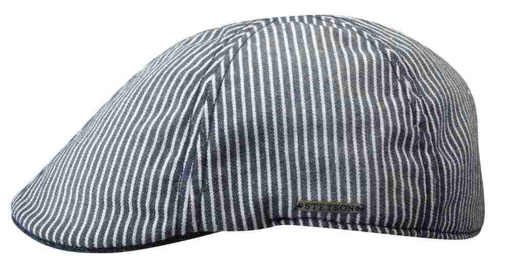 Casquette Texas Hickory Stripe by Stetson