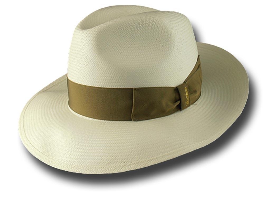 Borsalino Cappello 140340 fedora Panama Montec 7852248d68ec