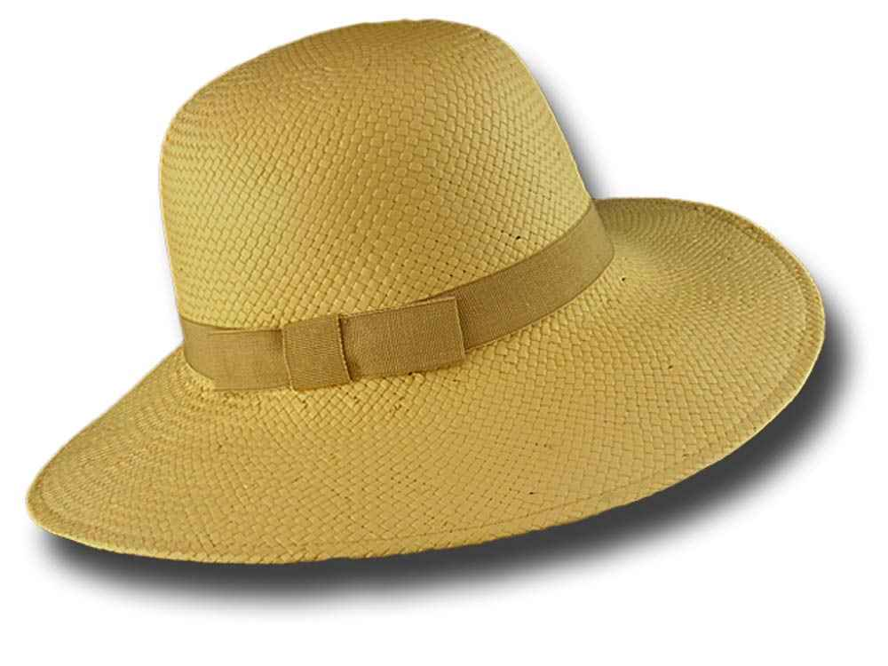 Melegari summer women Hat Natalie Light yellow