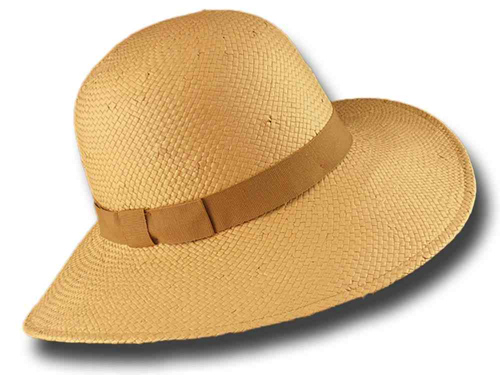 Melegari summer women Hat Natalie Light brown