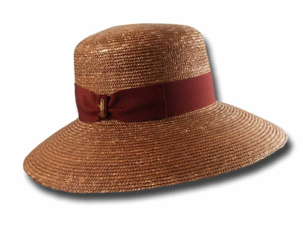 Borsalino Straw woman hat 232104 Pamela