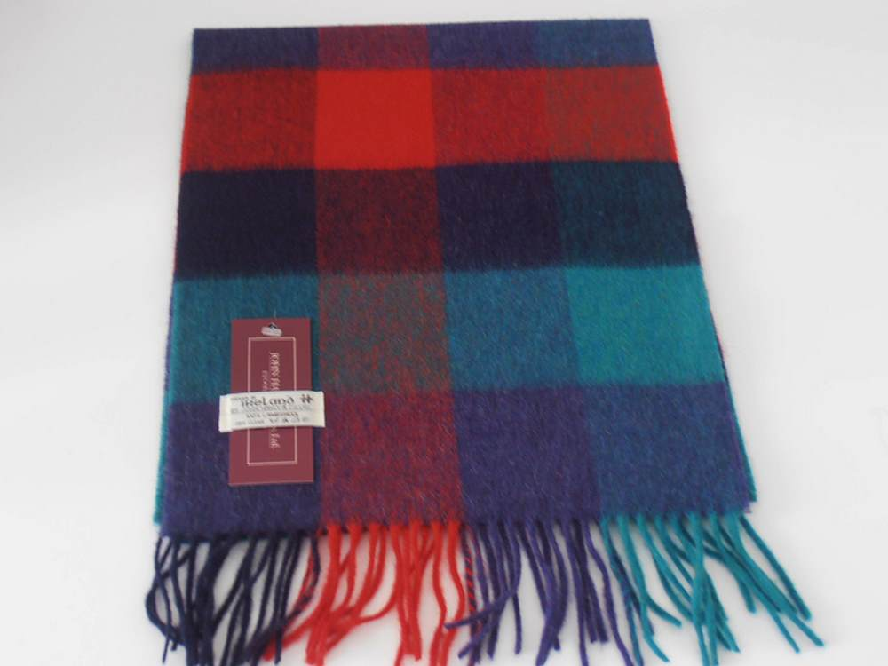 Lambswool Irish scarf J.Hanly