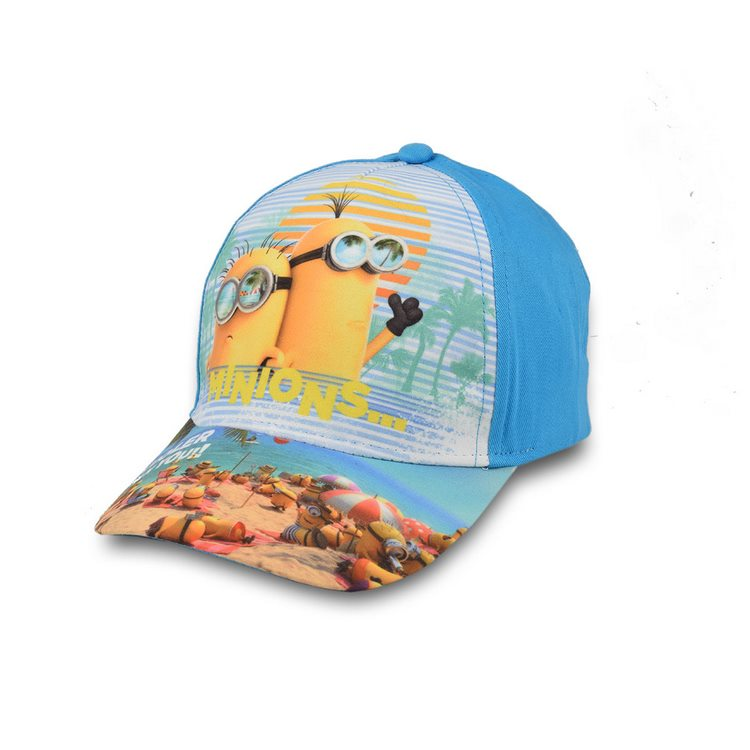 Cotton baseball cap for child
