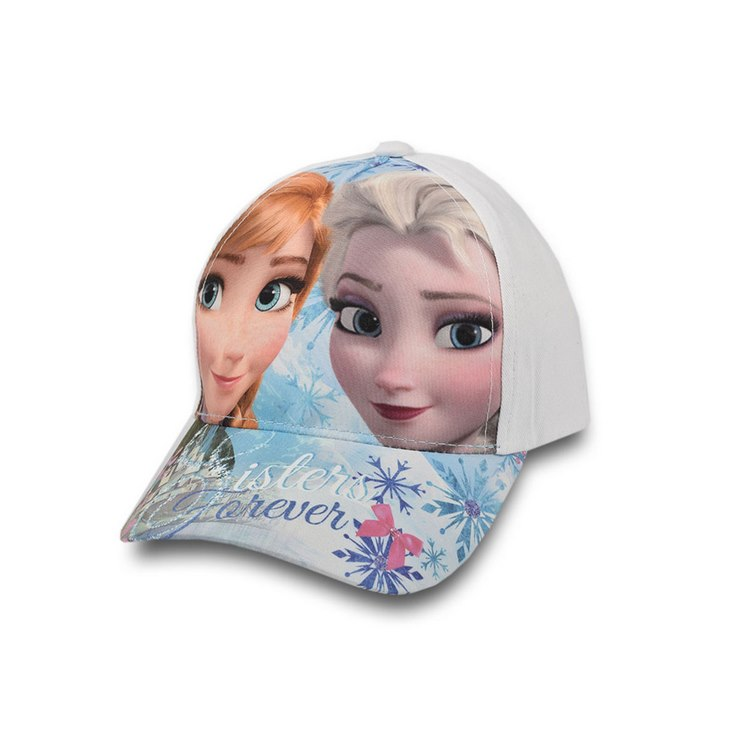 Cotton baseball cap for girl