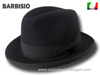 Barbisio Homburg extra quality Hat
