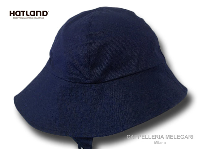 Hatland Olympia Waxed Cotton Souwester hat wat