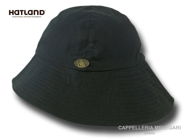 Hatland Cappello Olympia Waxed Cotton Souweste