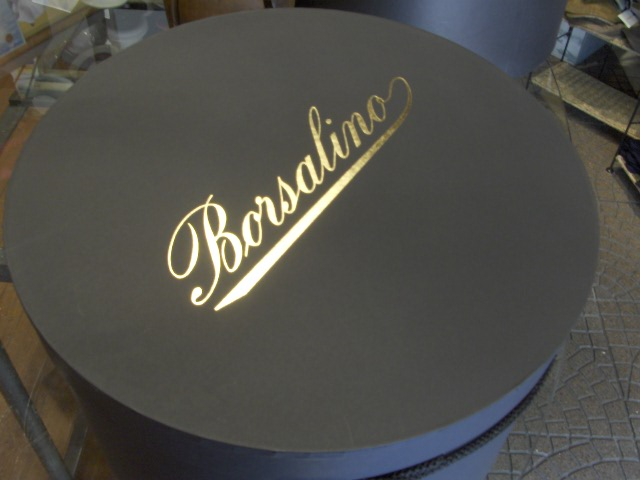Borsalino Cappelliera diametro 50 cm