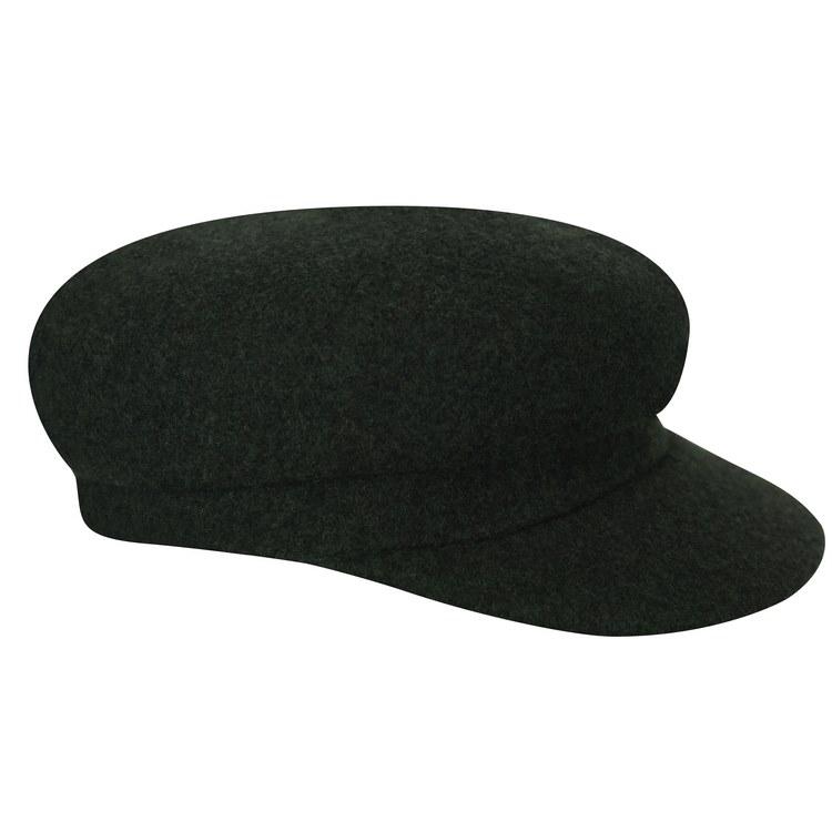Kangol Cappello lana Enfield Verde 5275698f43ac