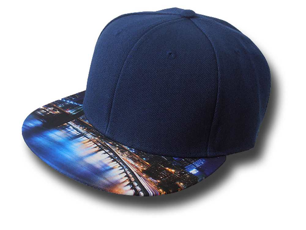 Baseball cap Melegari City
