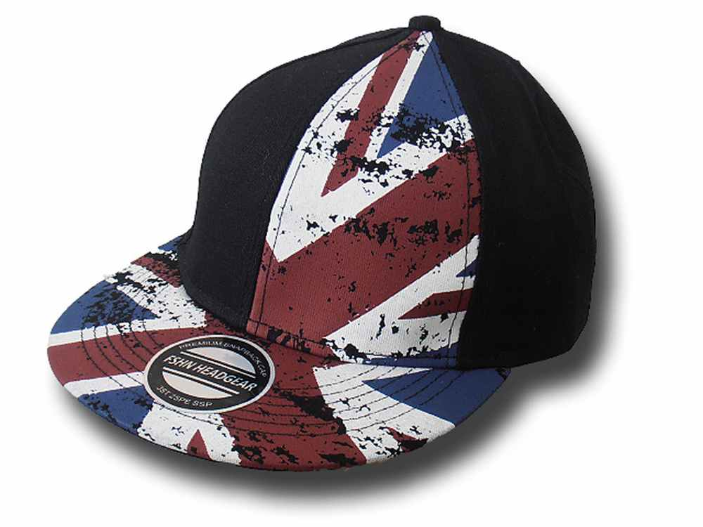 Berretto baseball Melegari Union Jack