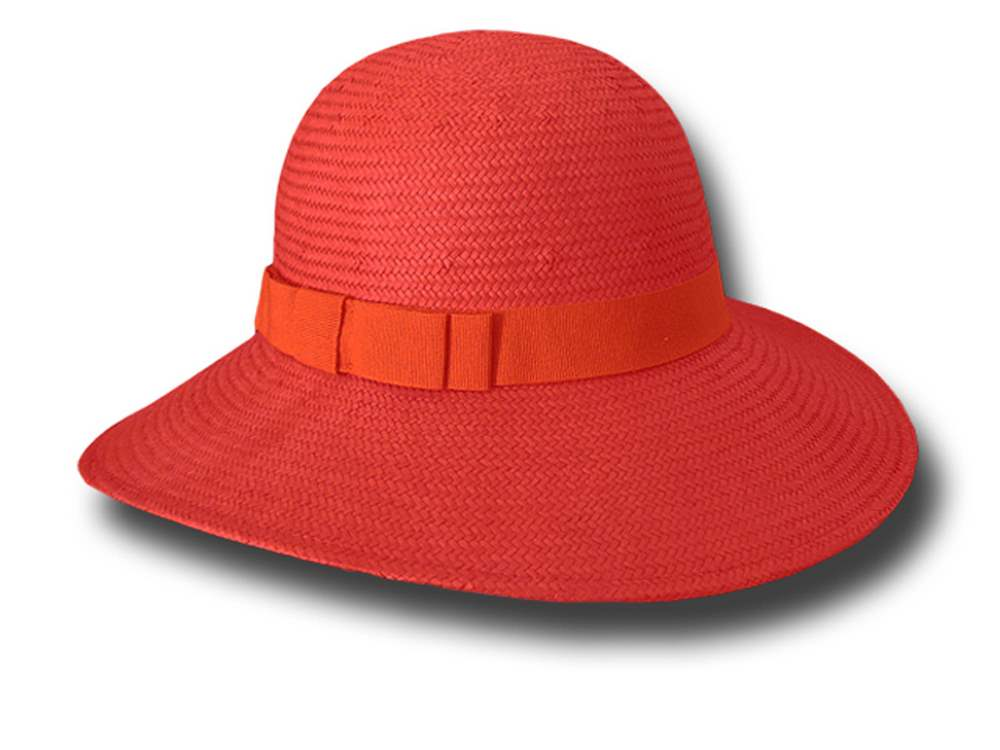Melegari summer women  Hat Natalie Red