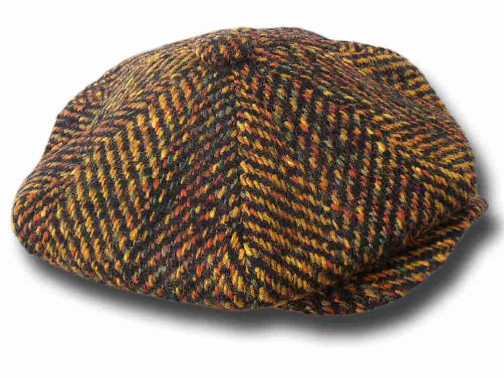 Jonathan Richard Original Donegal Gatsby Newsboy Cap 10
