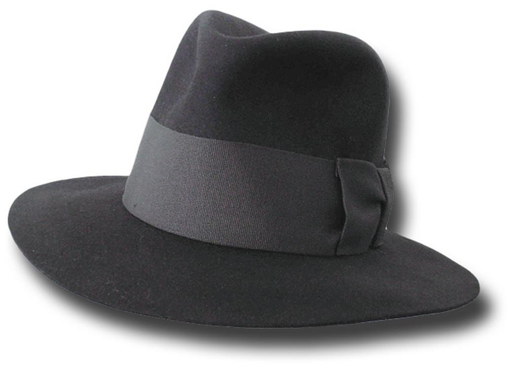 Fedora Oscar Wallace The Untouchables Hat
