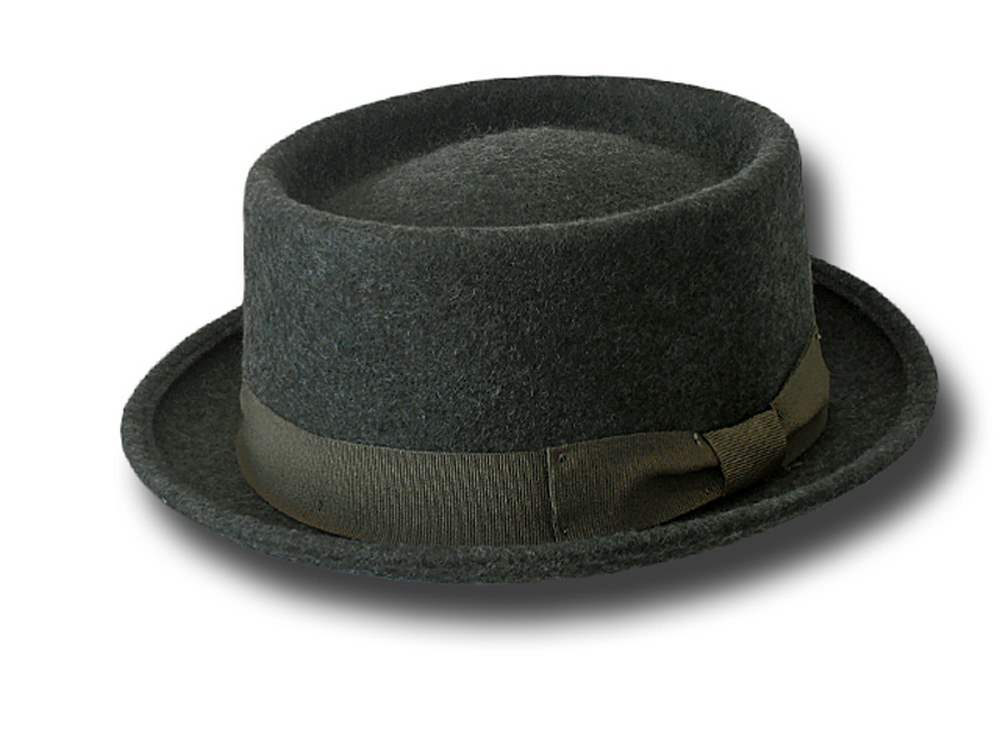 Melegari Pork Pie Hat Festival Dark green