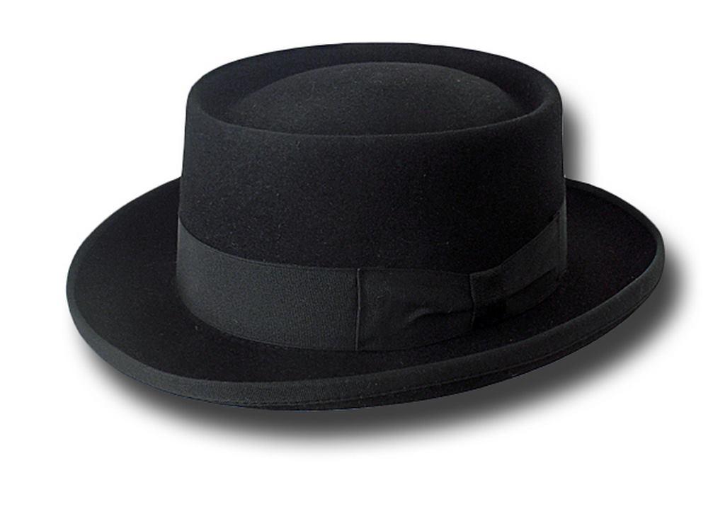 Cappello a lobbia homburg De Gregori 5962a7a26b30