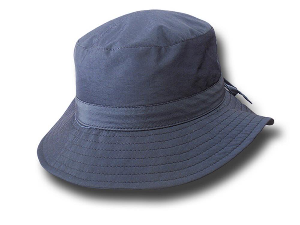 Hat woman waterproof pocket Rain a wide brim 1
