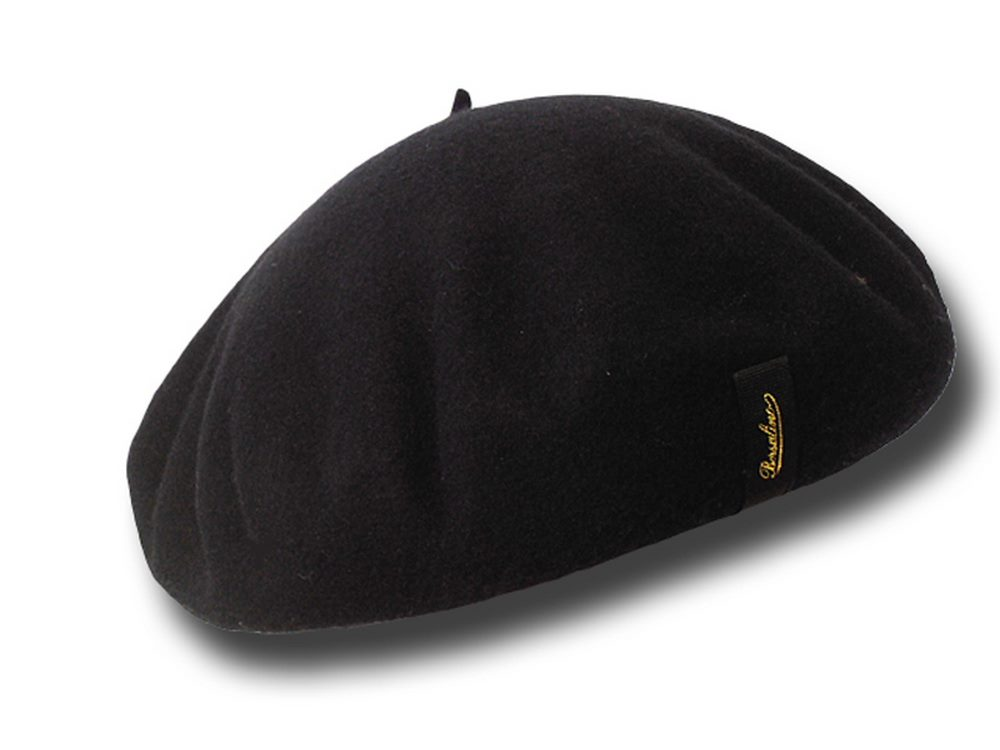 Borsalino Beret Basque man hat