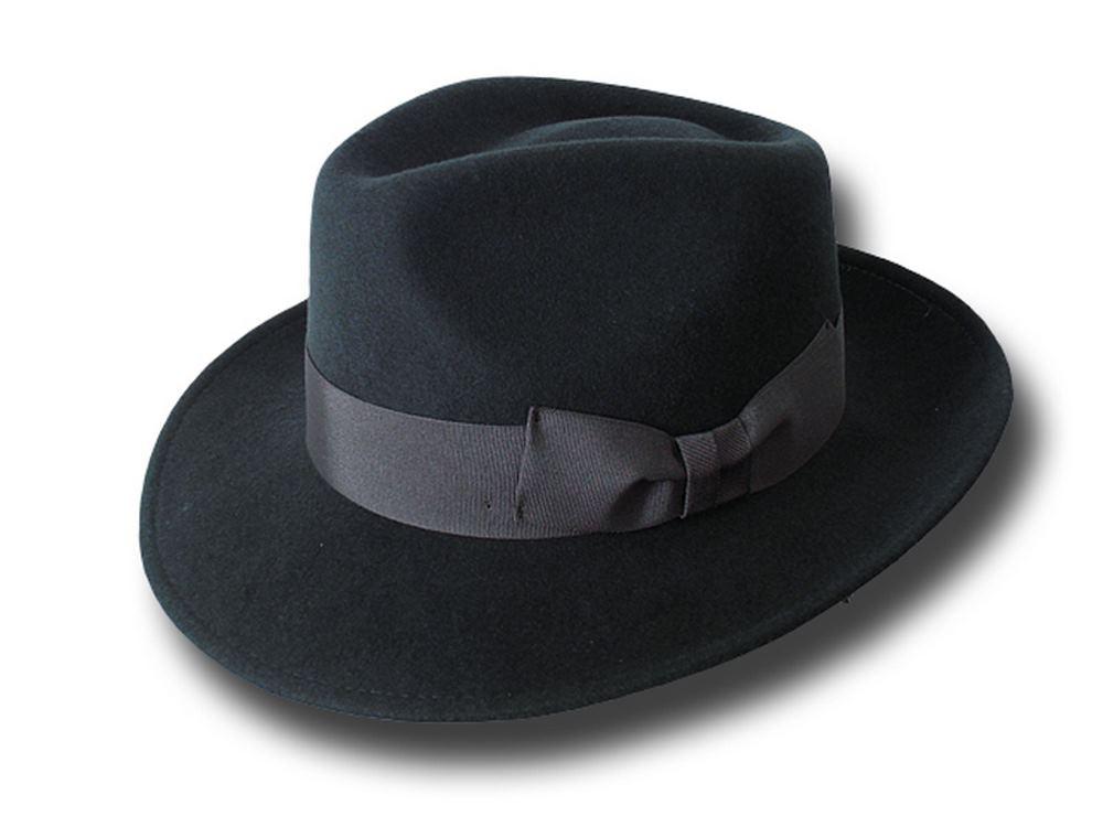 8b22c6003d9ea Bogart Melegari hat wool felt crashable brim 6
