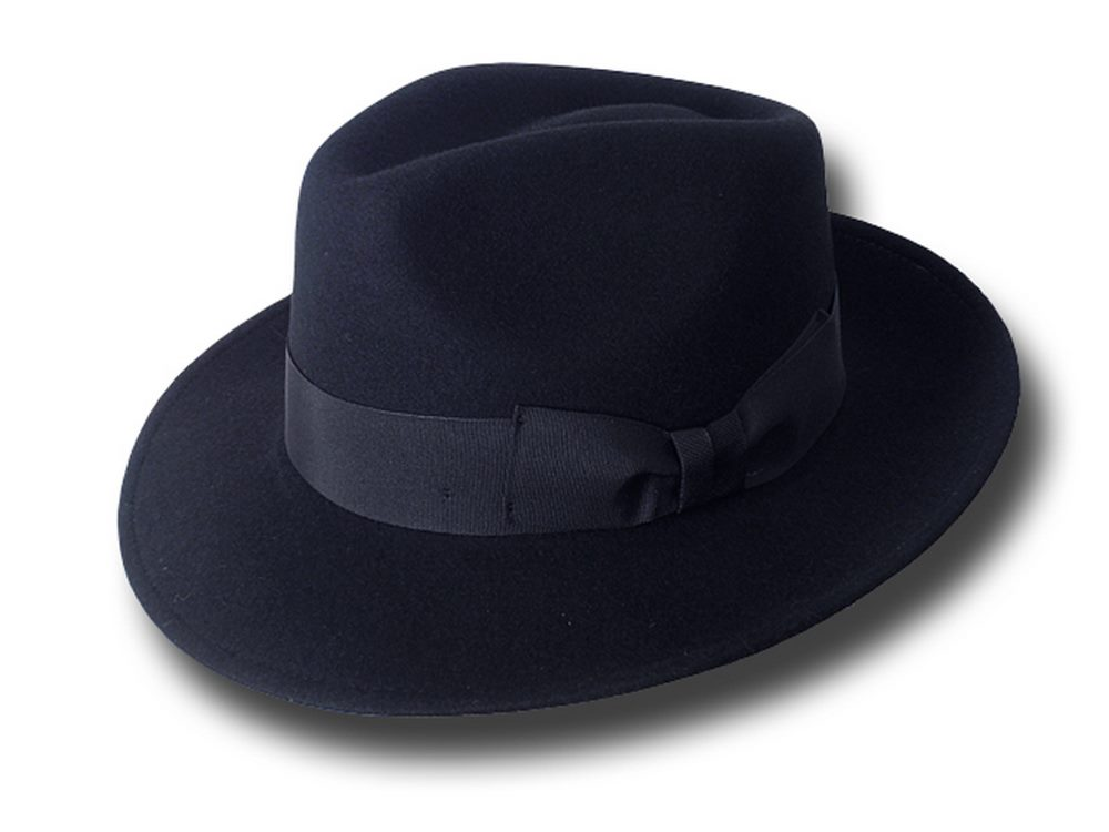 Bogart Melegari hat wool felt crashable brim 6