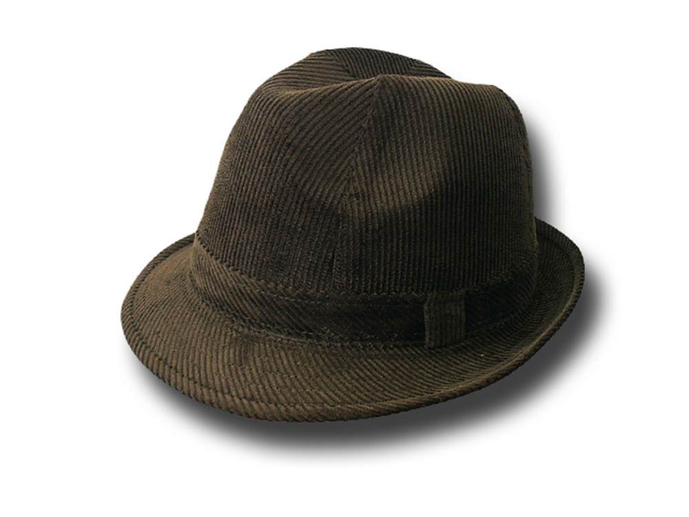 Balke Cappello Trilby in velluto Heimgarten 473607360b91