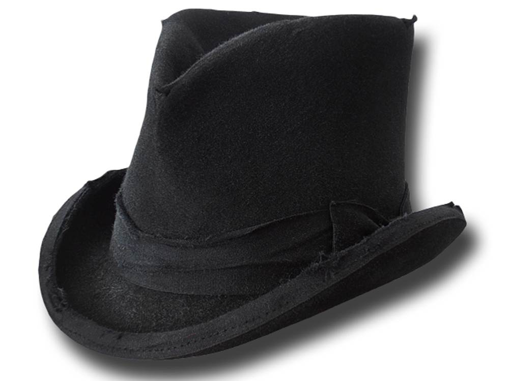 Wool Quality Stone top Hat