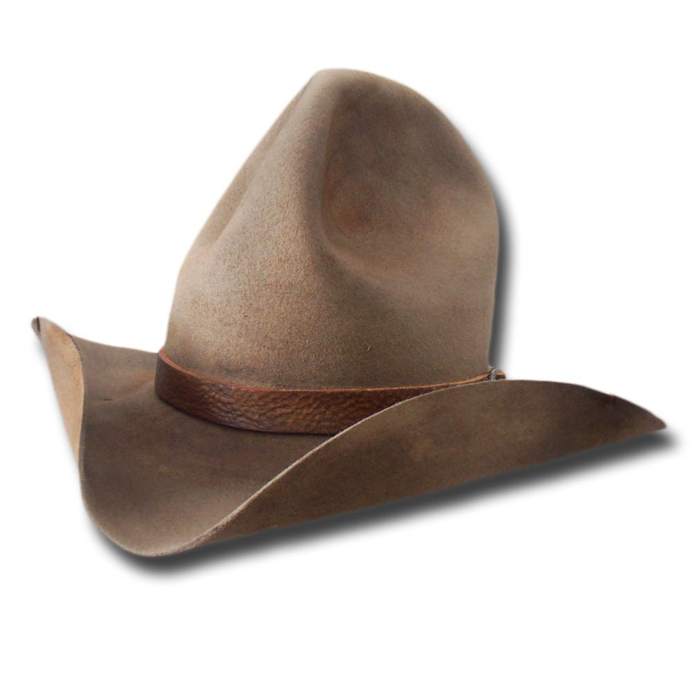 Cappello Western Charley Waite Aged anticato Dusty