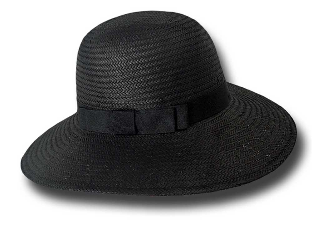 Melegari summer women Hat Natalie Black