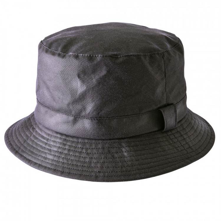 Cappello impermeabile Johnston Wax Bush Hat Ne