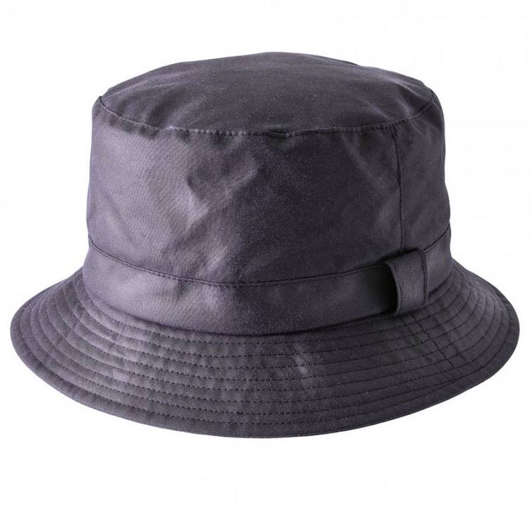 Cappello impermeabile Johnston Wax Bush Hat Bl