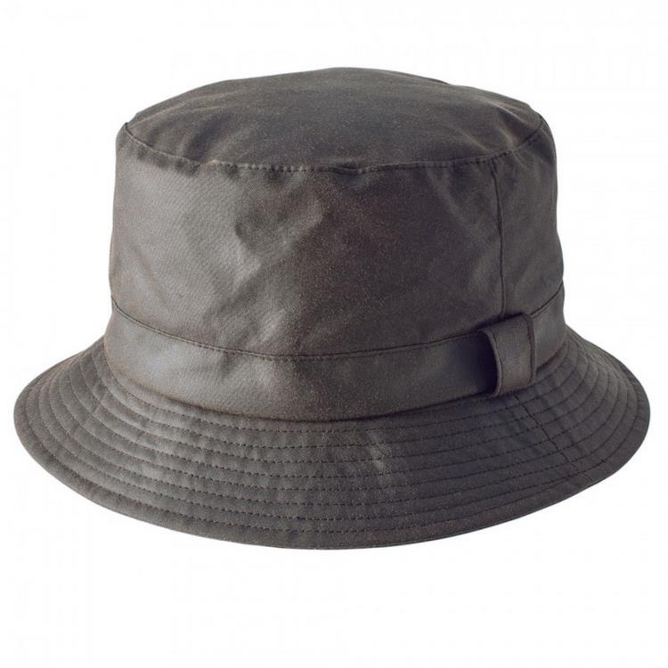 Chapeau imperméable Johnson Wax Bush Hat 01