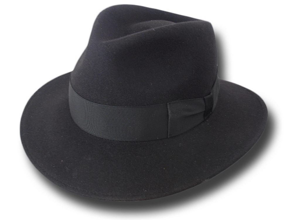 Melegari Indiana Jones Fedora Hat
