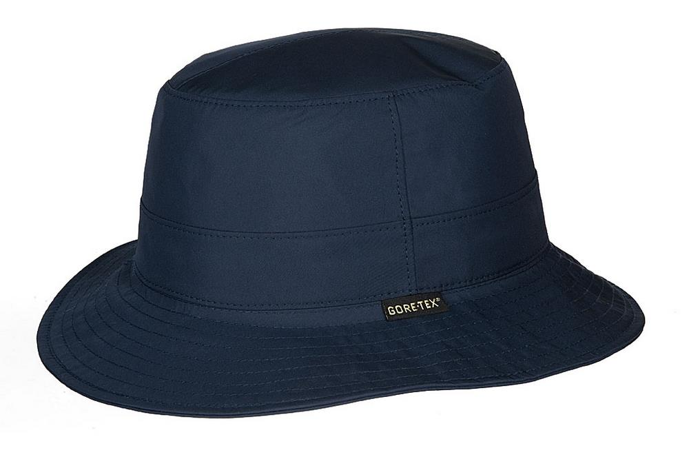 rivenditore online scarpe casual immagini ufficiali Hatland Cappello Orinoco GTX impermeabile Gore-Tex blu [6036 ...