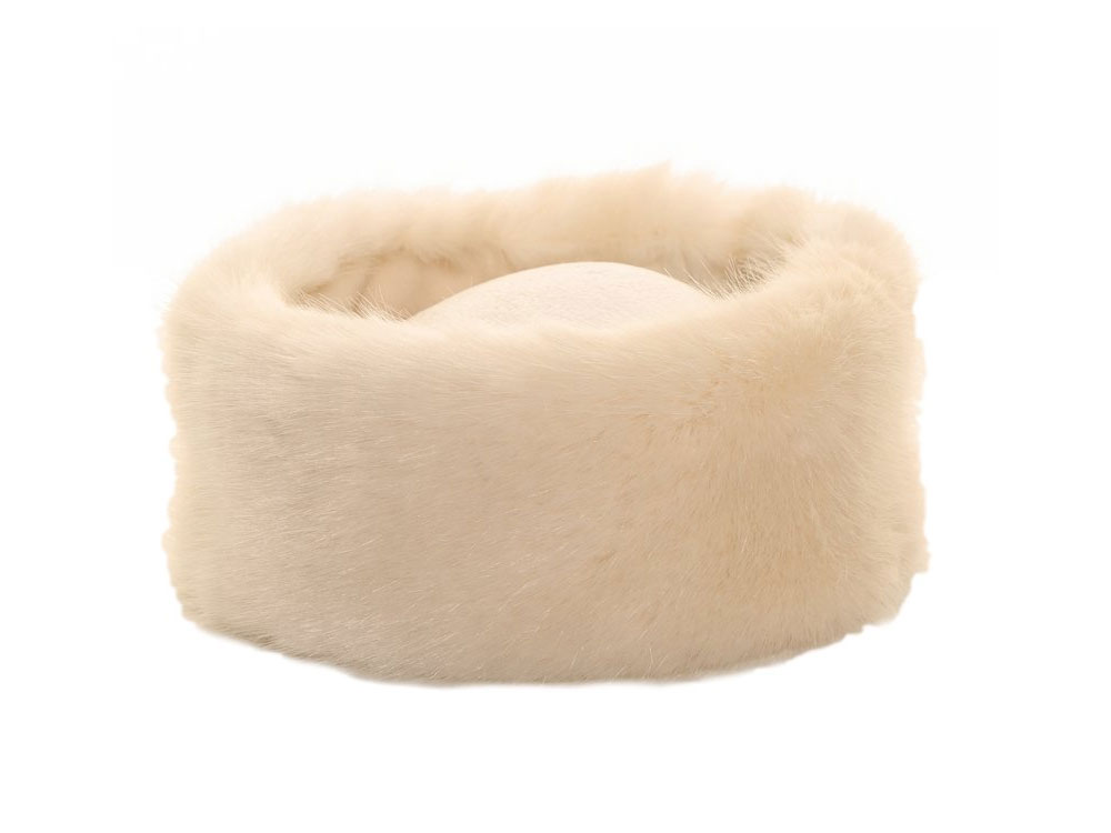 Hawkins Headband ear warmers faux fur