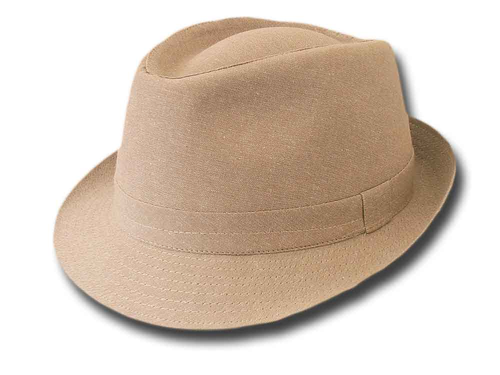 Melegari cotton  Trilby hat Brady
