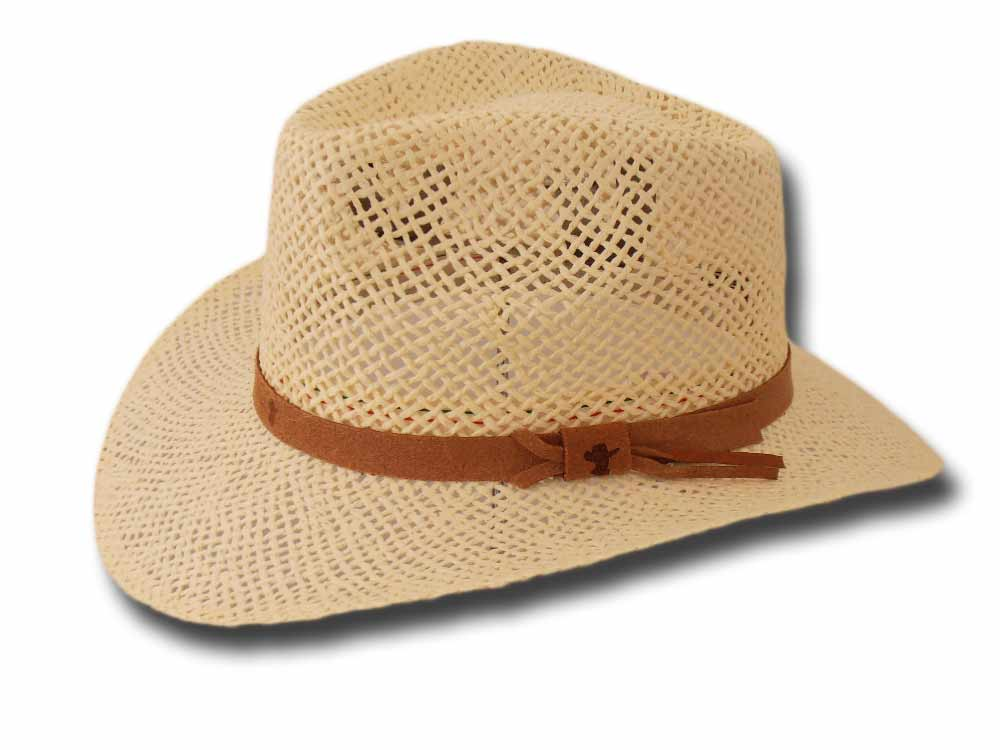Melegari Country Buckaroo hat Cream colored