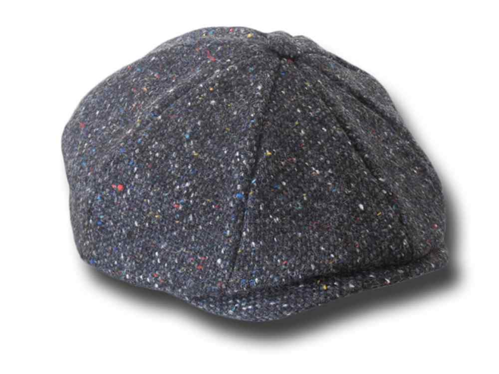 Newsboy 8 pieces Hanna Hat tweed Cap
