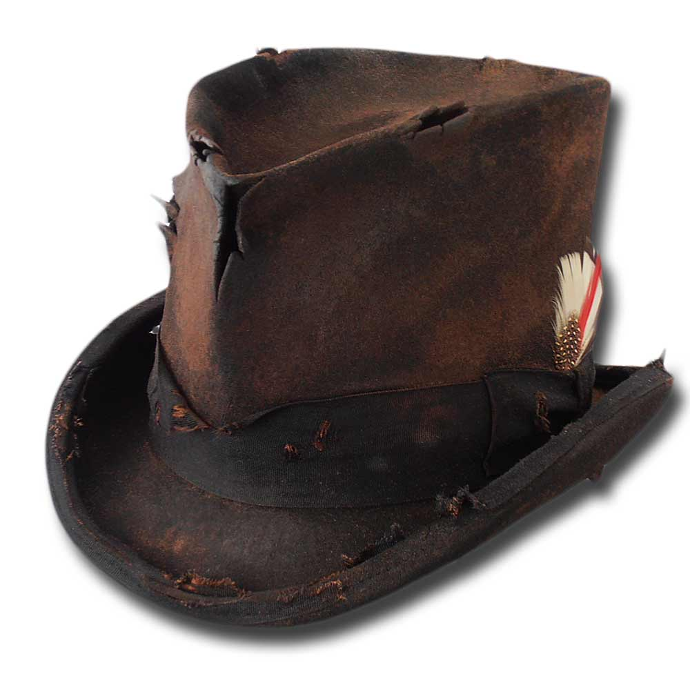 Western Top Hat Desperado Dusty