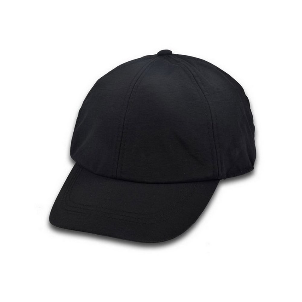 Baseball cap waterproof fabric with earflaps