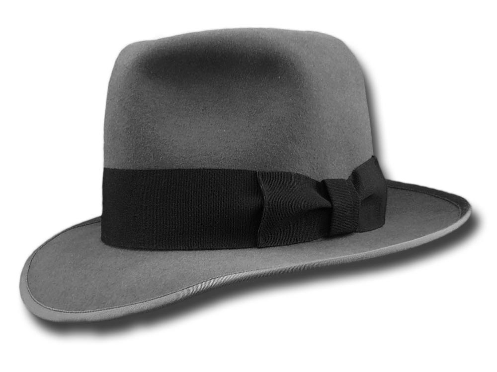 Fedora Melvin Purvis police agent hat Public E