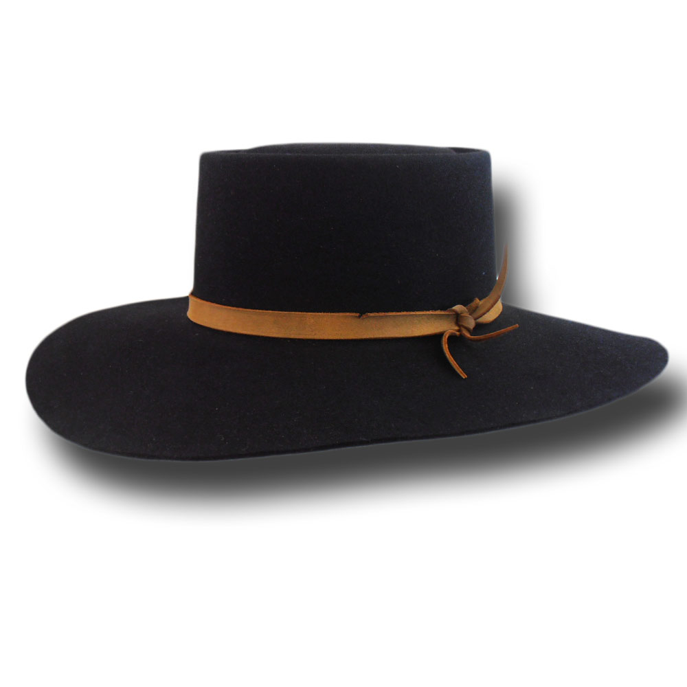 46f82262 Western 3:10 to Yuma Charlie Prince replica antiqued hat [charlie ...