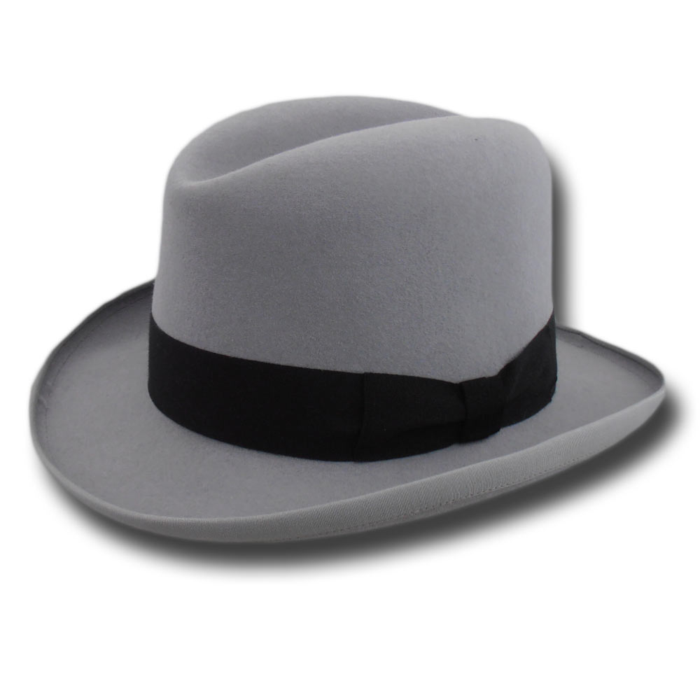 Cappello a lobbia homburg godfather hat